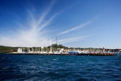 Porto marítimo Imagem de Stock