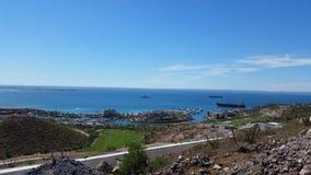 Porto marítimo Foto de Stock