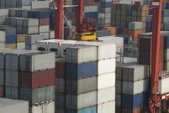 Porto marítimo, Colombo, Sri Lanka Fotografia de Stock