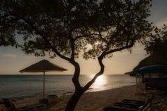 Porto Marie Sunset Royalty Free Stock Image