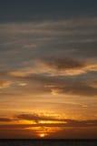 Porto Marie Sunset Royalty Free Stock Photo