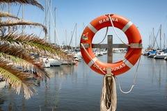 Porto marittimo in Spagna, del Segura di Gvardemar Fotografie Stock