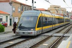 Porto metro na ziemi, Portugalia Obraz Royalty Free