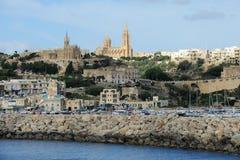 Porto Mgarr fotos de stock royalty free