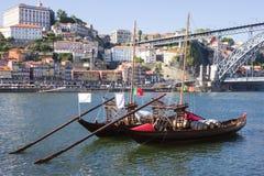 Porto miasto, dwa Obrazy Stock