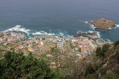 Porto Moniz Photo libre de droits