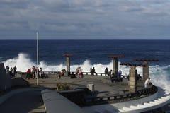 Porto Moniz, Madeira Stock Photography