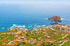 Porto Moniz, Madeira Royalty Free Stock Photography