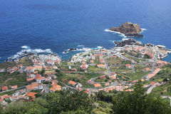 Porto Moniz Royalty Free Stock Photography