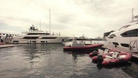 Porto a Monte Carlo 4K archivi video