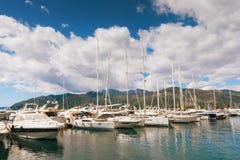 Porto Montenegro Stockbilder