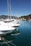 Porto Montenegro Royalty Free Stock Photos