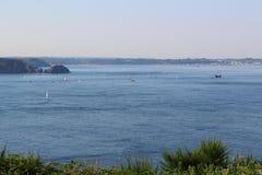 Porto natural de Bresta Imagem de Stock