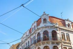 Porto niebo obraz royalty free