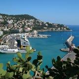 Porto in Nizza Fotografia Stock Libera da Diritti