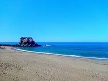 Porto Novo plaża obrazy stock