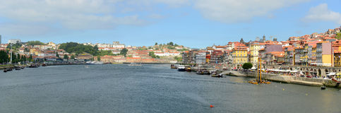 Porto Old City Panorama, Porto, Portugal Stock Photo