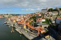 Porto Old City River View, Porto, Portugal Royalty Free Stock Image