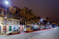 Porto. Old street. Royalty Free Stock Image
