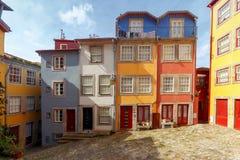 Porto. Old street. Royalty Free Stock Photos