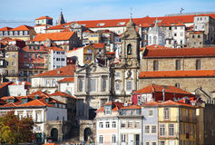 Porto old town, Portugal Stock Images