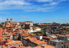 Porto old town, Portugal Royalty Free Stock Image