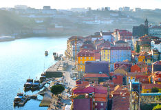 Porto Old Town, Portugal Stock Photography