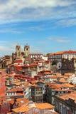 Porto old town, Portugal Royalty Free Stock Photo