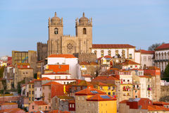 Porto Old Town, Portugal Royalty Free Stock Photos