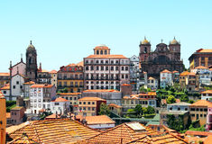 Porto old town Royalty Free Stock Photo