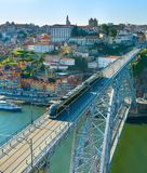 Porto Old Town view, Portugal Stock Photo