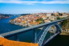 Porto ols city Royalty Free Stock Photos