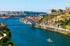 Porto ols city Stock Photography