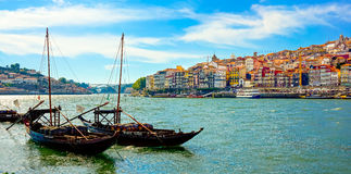 Porto ols city Royalty Free Stock Photo