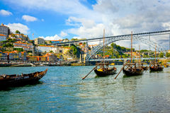 Porto ols city Royalty Free Stock Images