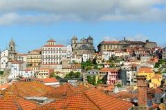 Porto Oude Stad, Portugal Stock Foto