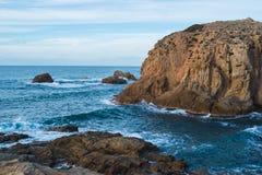 Porto Paglia beach Stock Image
