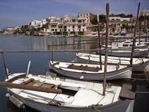 Porto Petro dans Majorca Photos libres de droits