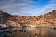 Porto piccolo, Sistina. Italy Stock Photography