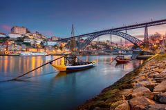 Porto, Portugal. royalty free stock images