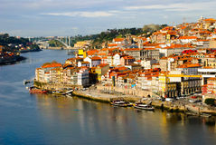 Porto, Portugal Royalty-vrije Stock Foto's