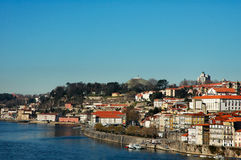 Porto - Portugal Royalty Free Stock Photography