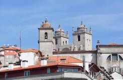 porto portugal Arkivbilder