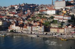 porto portugal Royaltyfria Bilder