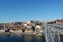 porto portugal Fotografering för Bildbyråer