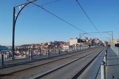 porto portugal Arkivfoton