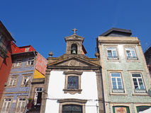 porto portugal Royaltyfri Fotografi