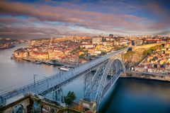 Porto, Portugal. stock images