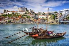 Porto, Portugal Cityscape Stock Image