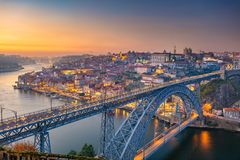 Porto, Portugal. stock images